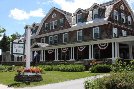 For Over 100 Years The Crafts Inn Has Been A Delightful Destination In Heart Of Vermont Featuring Great Location Pool And Sauna Historic